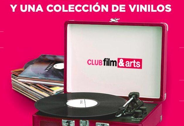 Gana un tocadiscos y una colección de vinilos cortesía de Film & Arts