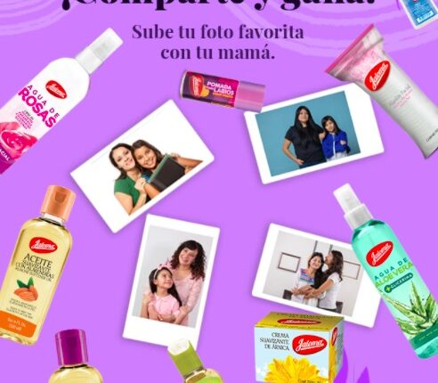 Gana un kit de productos Jaloma en su concurso del Día de las Madres