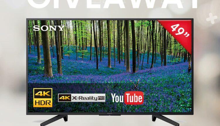Gana una pantalla Sony Smart TV en el giveaway de Jinzai