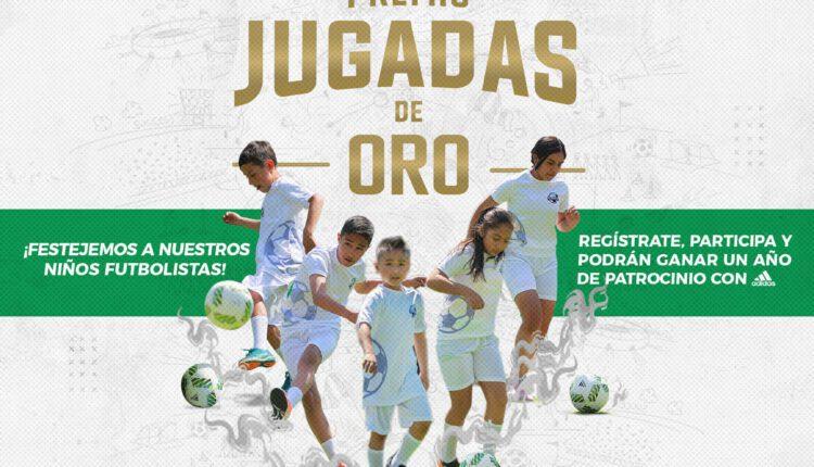 Concurso Jugadas de Oro de la Selección Nacional: Gana un patrocinio de adidas por un año para tu hij@