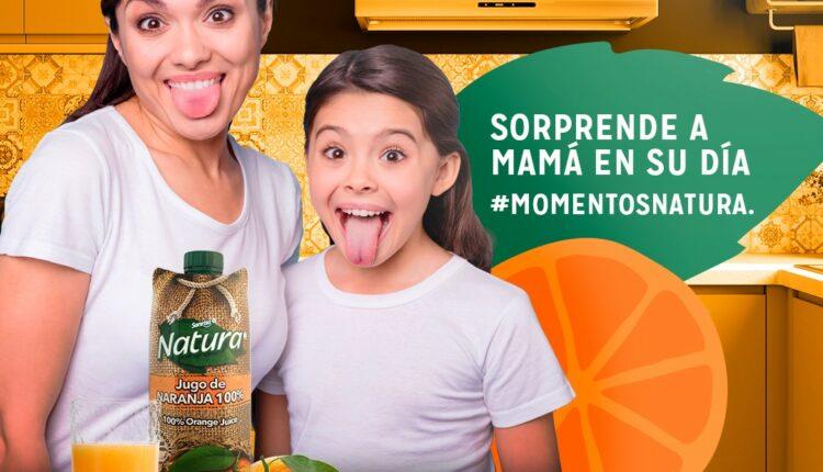 Dinámica Natura Día de las Madres: Gana 1 de 4 tarjetas Amazon de hasta $1,000 y cajas de jugos