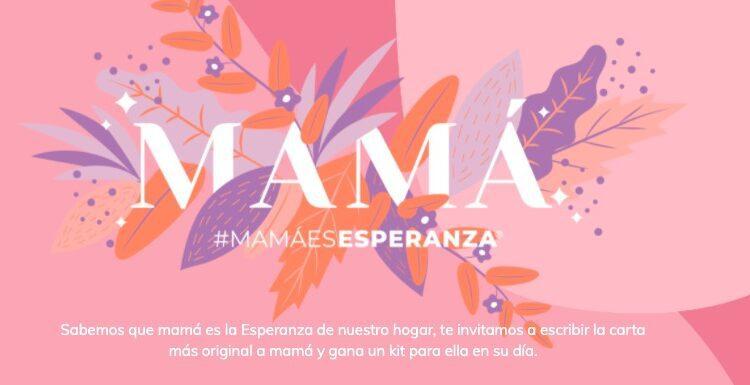 Concurso Pastelerías Esperanza: Gana 1 de 10 kits para mamá con pasteles y más en mama.esperanza.mx