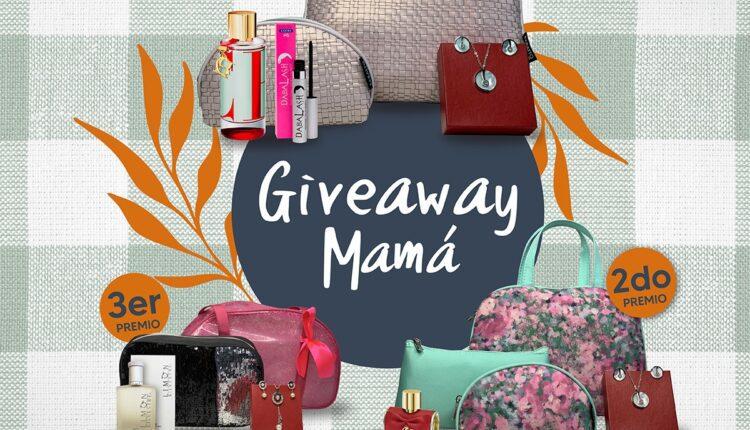 Giveaway La Marina Día de las Madres: Gana bolsos, cosmetiqueras, perfumes y más