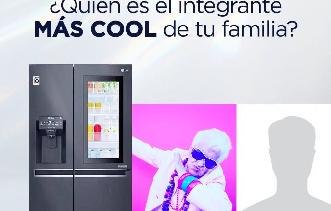 Concurso LG: Gana refrigerador LG InstaView ó 1 de 40 tarjetas Amazon