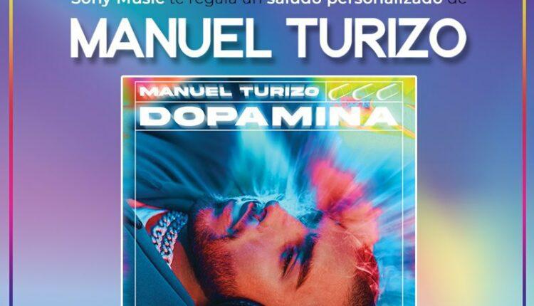 Gana 1 de 30 saludos personalizados de Manuel Turizo