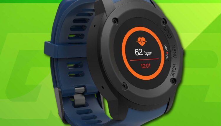 Gana un Smartwatch GHIA Draco cortesía de PCEL