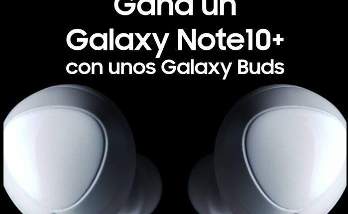 Concurso Samsung Día de las Madres: Gana 1 de 3 Galaxy Note10+ y Galaxy Buds