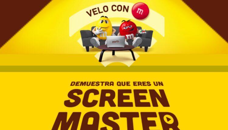 Promoción Velo con M&Ms 2021: Gana pantallas, iPads, Xbox Series S y más en veloconmms.com