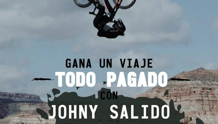 Concurso Zona Bici Gud Life: Gana viaje con Johnny Salido