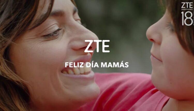 El concurso ZTE del Día de las Madres regala un celular Blade V2020 y tarjetas Amazon
