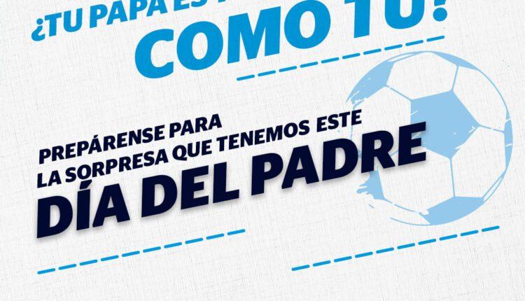 G500 regala 5 playeras de la Selección Mexicana autografiadas en su dinámica del día del Padre