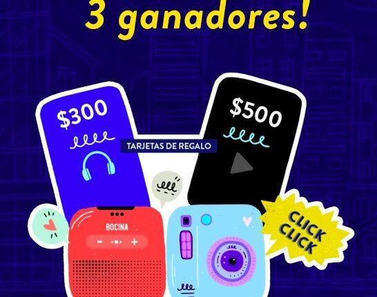Promoción Superpapás Jumex: Gana kit con bocina, cámara, tarjeta de $500 y más