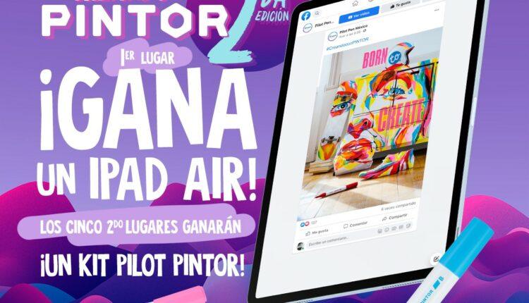 Concurso Pilot Pen: gana un iPad Air y más