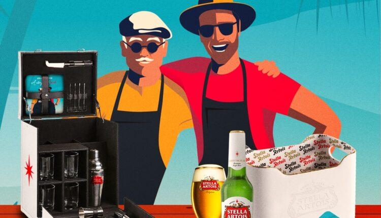 Trivia Día del Padre Stella Artois: Gana un kit de bar portátil