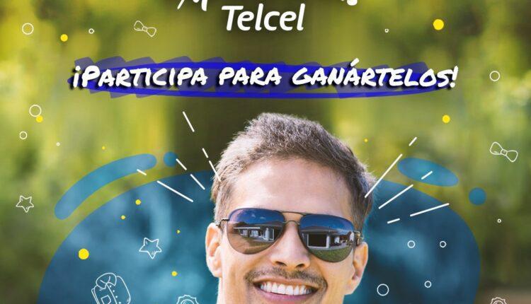 Gana unos lentes tipo aviador cortesía de Telcel