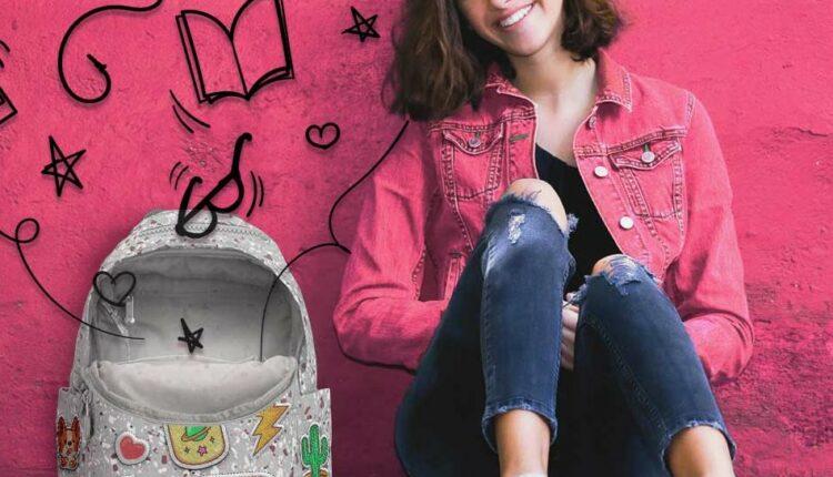 Gana una mochila Kipling en el nuevo concurso de Telcel