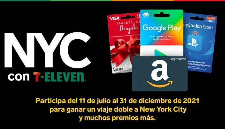 Promoción NYC con 7-Eleven: Gana viaje a Nueva York
