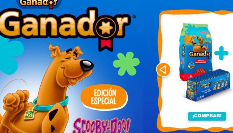 Concurso Ganador Scooby-Doo: Gana paquetes de alimento para tu mascota y más en ganador.com.mx/scoobydoo