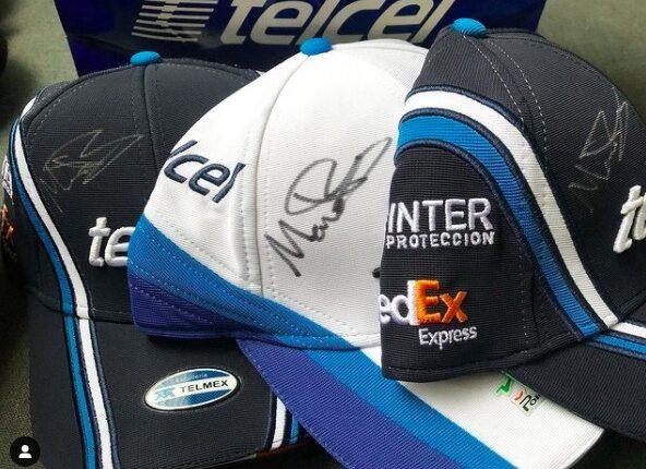 Gana una gorra firmada por Memo Rojas cortesía de Escudería Telmex