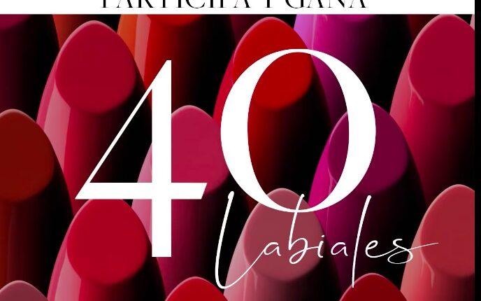 Gana 40 labiales L'Bel valorados en más de $500 dólares en el concurso del Día del Lipstick