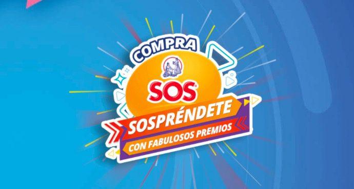 Promoción Arroz SOS: Gana uno de los más de 200 premios en ganaconarrozsos.com