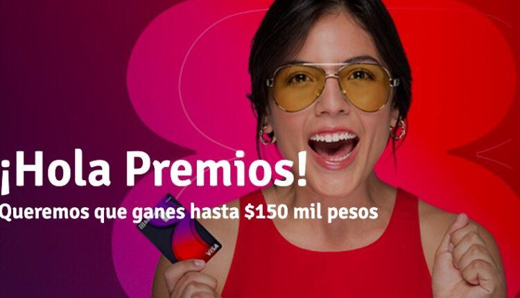 Promoción BanBajío Hola Premios 2021: Gana hasta $150,000 en efectivo