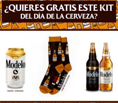 Concurso Cerveza Modelo Día de la Cerveza 2021: Gana un kit de productos