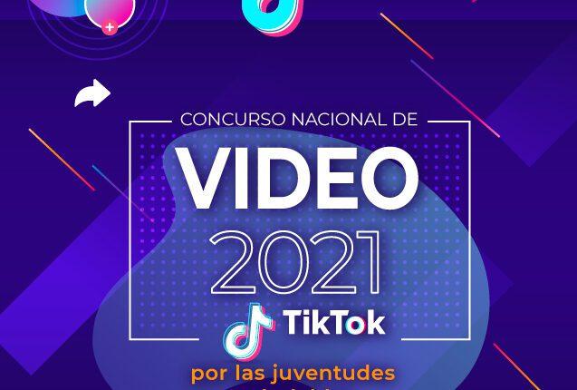 Concurso Nacional de Video TikTok IMJUVE: Gana hasta $12,000