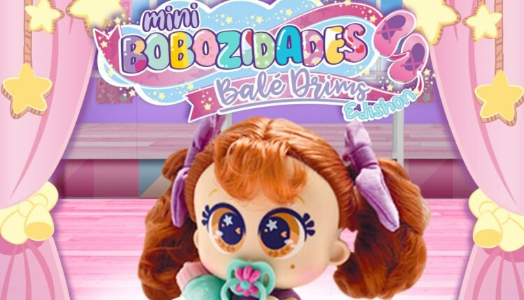 Giveaway Distroller: Gana una muñeca Mini Bobozidad