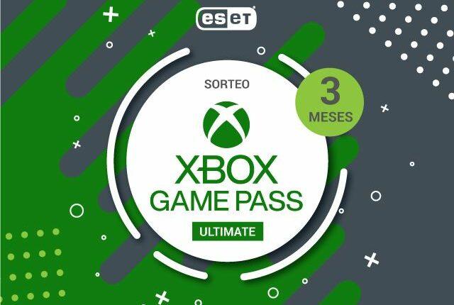 Gana 3 meses de Xbox Game Pass Ultimate en la encuesta de julio de ESET