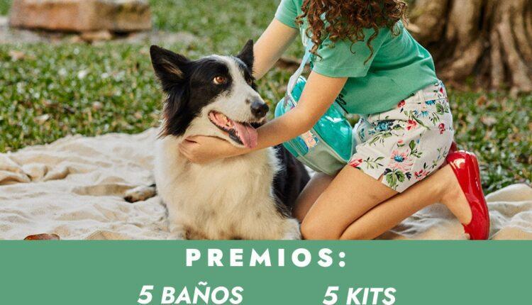 Giveaway Día Mundial del Perro Gran Chapur: Gana 1 de 5 baños + kits para tu mascota