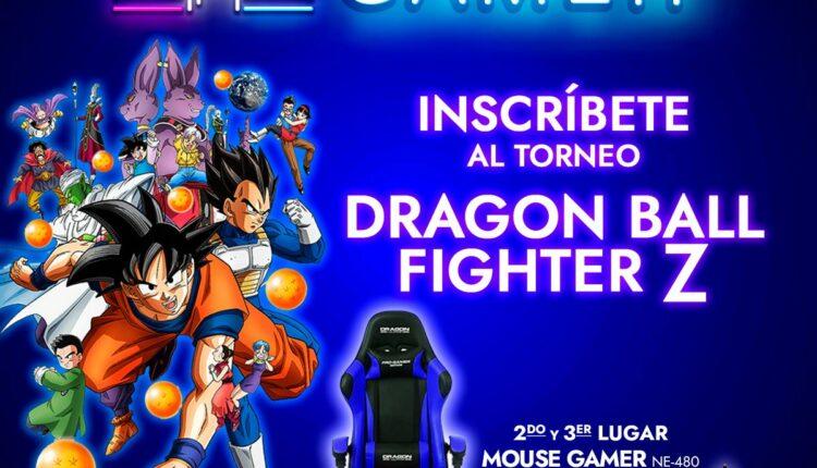 Torneo Dragon Ball Fighter Z de Gran Chapur: Gana una silla gamer