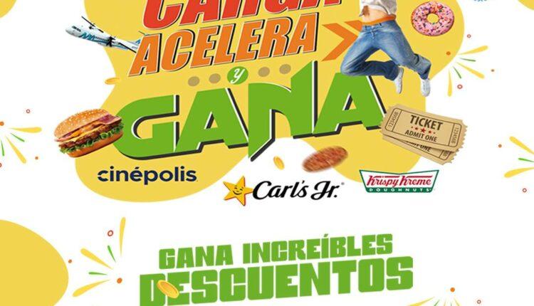 Promoción Hidrosina Carga Gana: Ingresa tu código y gana cupones en cargagana.com