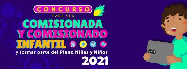 Concurso INAI Comisionado Infantil 2021: Gana tablet y participación en el pleno