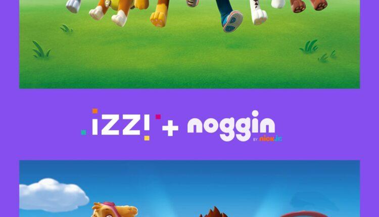 Dinámica Izzi y Noggin: Gana kits de Paw Patrol con juguete a control remoto y más