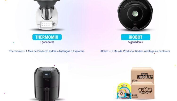 Concurso Kiddies Space Jam: Gana robots de cocina Thermomix, freidoras de aire y más en concursokiddies.com.mx