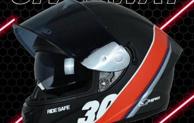 Giveaway Motocity: Gana un casco HRO 518