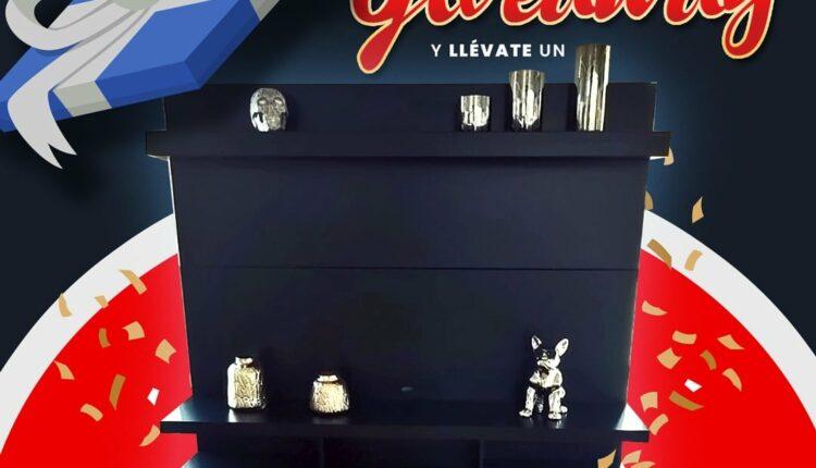 Giveaway Muebles Fusión: Gana un mueble de TV