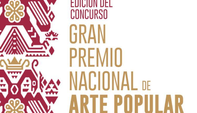 Premio Nacional de Arte Popular 2021 reparte cientos de miles de pesos en premios