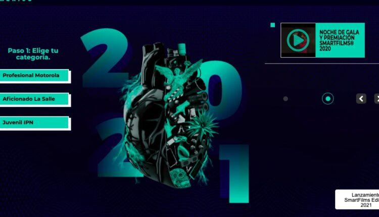 Concurso SmartFilms 2021: Gana hasta $100,000 pesos