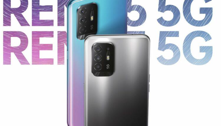 Concurso Telcel: Gana 1 de 2 smartphones OPPO Reno5 Z 5G