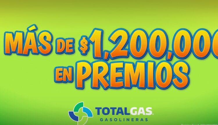 Promoción Total Gas Raspadito Litro x Litro: Gana hasta $500 en gasolina
