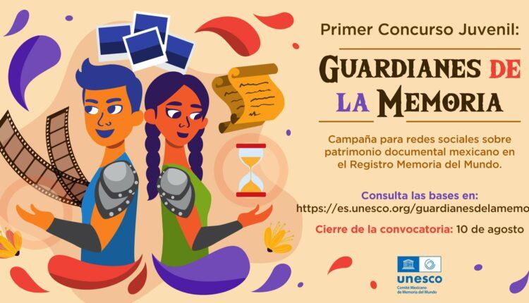 Concurso Unesco Guardianes de la Memoria: Gana tablets y difusión en redes sociales