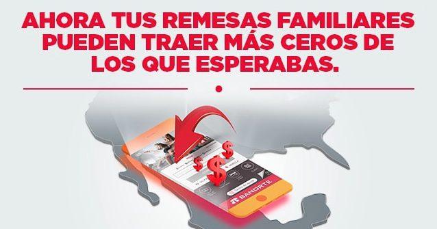 Promoción Banorte Remesas: Gana hasta $100,000 pesos