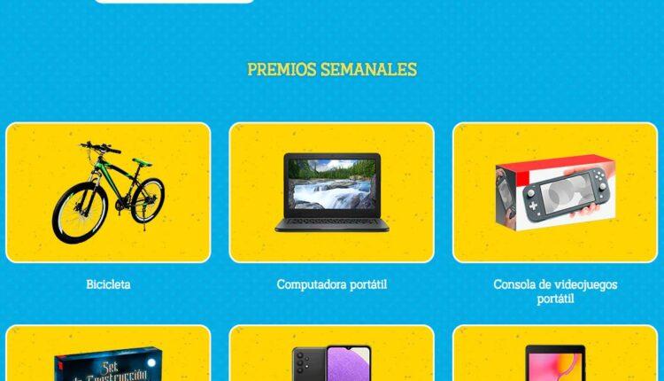 Promoción Nestlé Regreso a Clases 2021: Gana 1 de 900 premios diarios o beca de $300 mil pesos