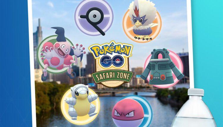 Concurso 7-Eleven Pokémon GO: Gana viaje a la Zona Safari de Filadelfia en Estados Unidos