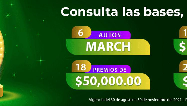 Sorteo 70 Años Caja Popular Mexicana: Gana autos, premios en efectivo y más