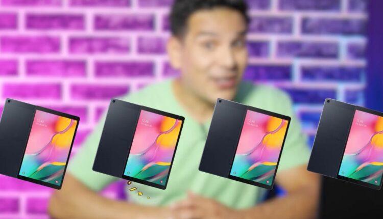 Concurso Cereales Nestlé y Calimax: Gana 1 de 4 tablets Samsung Galaxy Tab A de 32GB