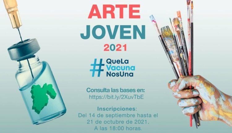Concurso de Arte Joven Edomex 2021: Gana hasta $14,000 pesos