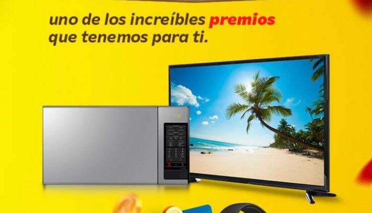 Promoción Gana con La Sierra y Walmart: Gana pantallas, microondas y más en ganaconlasierra.com
